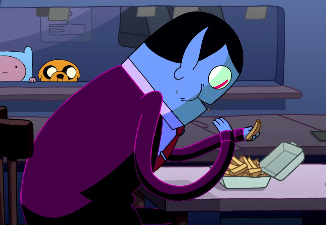 Marceline a princezná žuvačka datovania